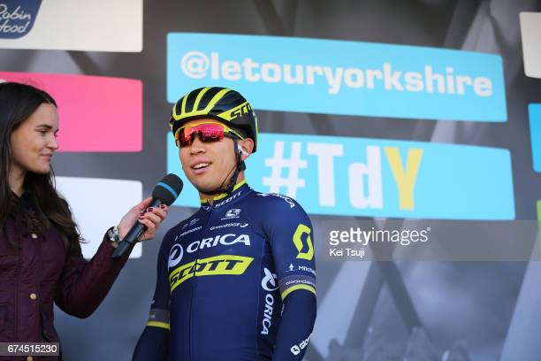 3rd Tour of Yorkshire 2017 / Stage 1 Start / Caleb EWAN / Bridlington Scarborough / Tour de Yorkshire /