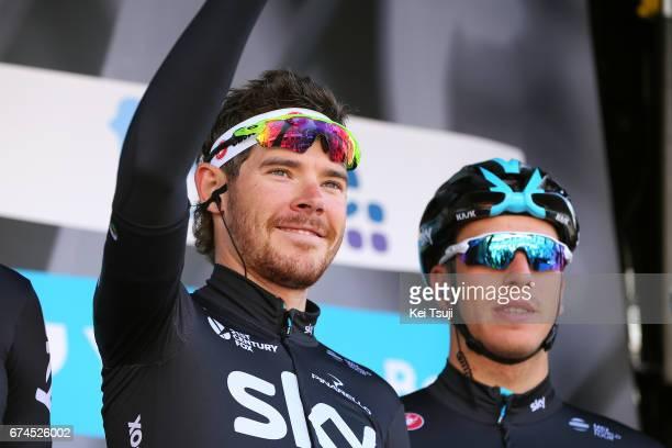 3rd Tour of Yorkshire 2017 / Stage 1 Start / Luke ROWE / Danny VAN POPPEL / Bridlington Scarborough / Tour de Yorkshire /