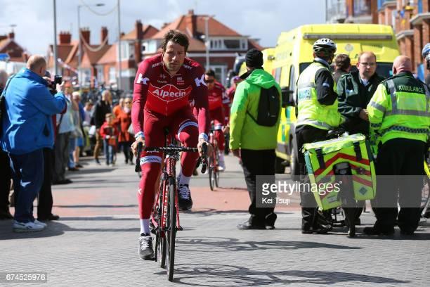 3rd Tour of Yorkshire 2017 / Stage 1 Start / Marco HALLER / Bridlington Scarborough / Tour de Yorkshire /