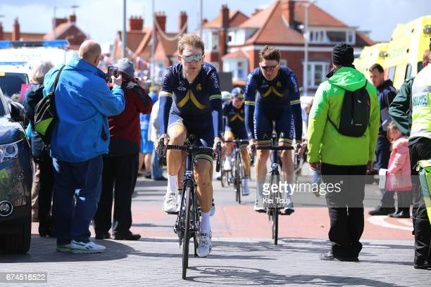 3rd Tour of Yorkshire 2017 / Stage 1 Start / Mark CHRISTIAN / Bridlington Scarborough / Tour de Yorkshire /