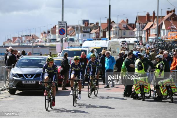3rd Tour of Yorkshire 2017 / Stage 1 Start / Mitchell DOCKER / Magnus Cort NIELSEN / Svein TUFT / Bridlington Scarborough / Tour de Yorkshire /