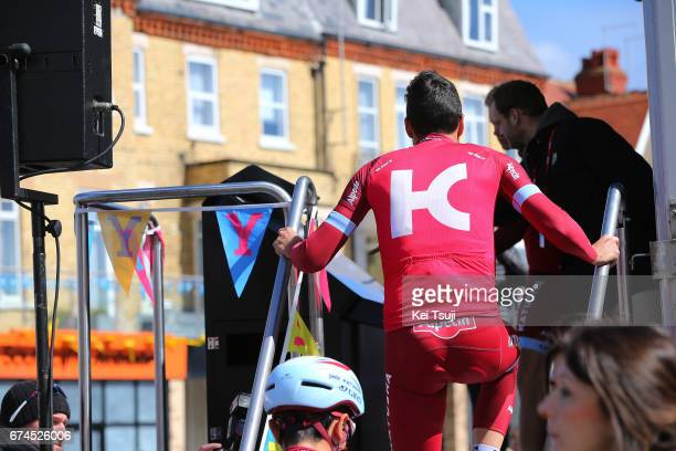 3rd Tour of Yorkshire 2017 / Stage 1 Start / Robert KISERLOVSKI / Bridlington Scarborough / Tour de Yorkshire /