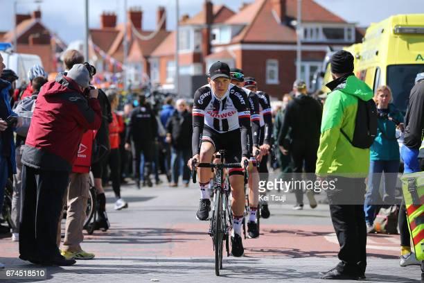 3rd Tour of Yorkshire 2017 / Stage 1 Start / Soren Kragh ANDERSEN / Bridlington Scarborough / Tour de Yorkshire /