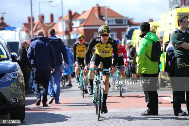 3rd Tour of Yorkshire 2017 / Stage 1 Start / Steven KRUIJSWIJK / Bridlington Scarborough / Tour de Yorkshire /