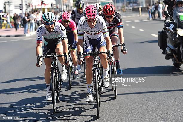 3th Dubai Tour 2016 / Stage 4 COSTA Rui / LANDER Sebastian / CURVERS Roy / POLANC Jan / Dubai Dubai / Business Bay Stage / Etape Rit Ronde/ Tim De...