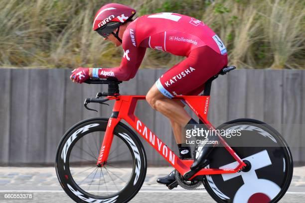 41st 3 Days De Panne 2017 / Stage 3b Reto HOLLENSTEIN / La Panne La Panne / Individual Time Trial / ITT /