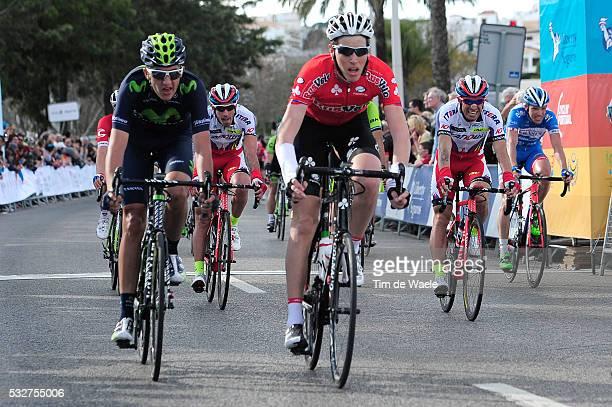 41th Volta Algarve 2015 / Stage 1 Arrival/ Alberto LOSADA /Alexandr KOLOBNEV LagosAlbufeira /Etape Rit/ Algarve/ Tim De Waele