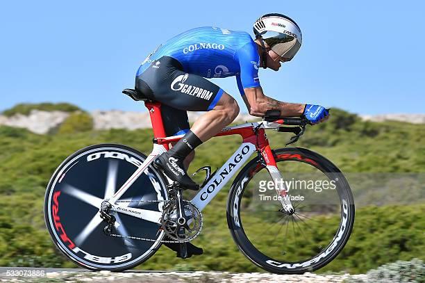 42nd Volta Algarve 2016 / Stage 3 Aleksandr KOLOBNEV / Sagres Sagres / Time Trial Contre la Montre Tijdrit TT / Etape Rit Ronde/ Tim De Waele
