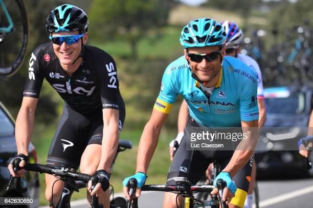 43rd Volta Algarve 2017 / Stage 4 Michele SCARPONI / Salvatore PUCCIO Almodovar Tavira / Algarve /