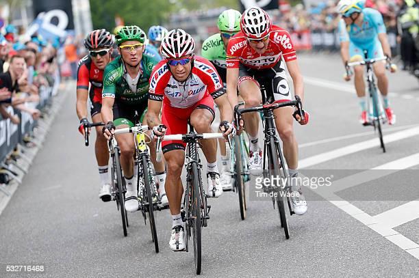 49th Amstel Gold Race 2014 Alexandr Kolobnev / Maastricht Valkenburg / pool sy Tim De Waele