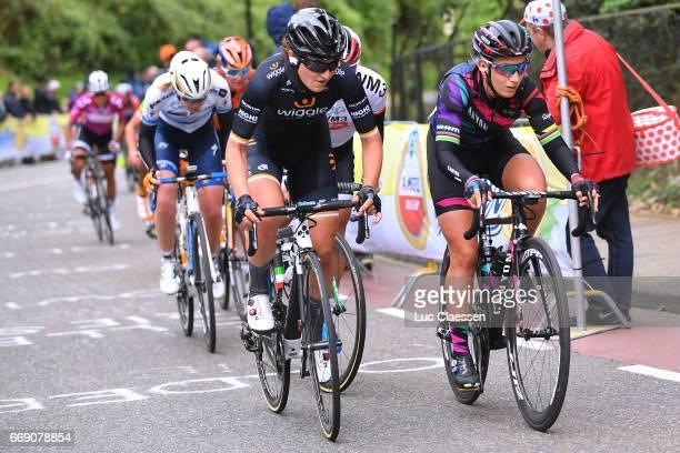 4th Amstel Gold Race 2017 / Women Elisa LONGO BORGHINI / Pauline FERRAND PREVOT / Maastricht Valkenburg / Women /