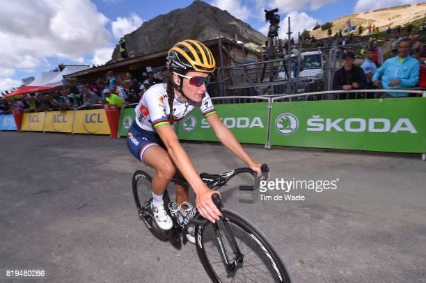 4th La Course 2017 by Le Tour de France / Stage 1 Arrival / Lizzie Elizabeth ARMITSTEADDEIGNAN / Briancon IzoardCol d'Izoard 2360m / Women / La...