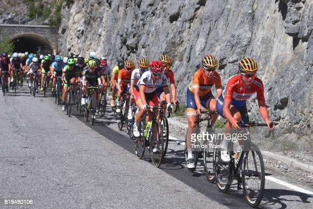 4th La Course 2017 by Le Tour de France / Stage 1 Chantal BLAAK / Lisa KLEIN / Lizzie Elizabeth ARMITSTEADDEIGNAN / Team Boels Dolmans Cycling Team /...