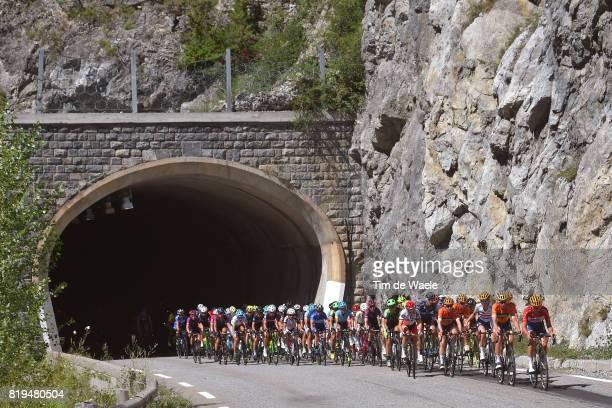 4th La Course 2017 by Le Tour de France / Stage 1 Chantal BLAAK / Lizzie Elizabeth ARMITSTEADDEIGNAN / Team Boels Dolmans Cycling Team / Peloton /...