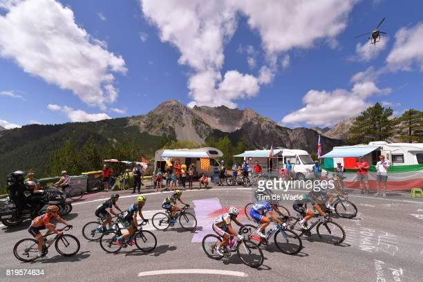 4th La Course 2017 by Le Tour de France / Stage 1 Katarzyna NIEWIADOMA / Polona BATAGELJ / Amanda SPRATT / Lizzie Elizabeth ARMITSTEADDEIGNAN /Elisa...