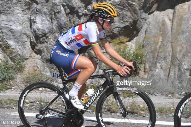 4th La Course 2017 by Le Tour de France / Stage 1 Lizzie Elizabeth ARMITSTEADDEIGNAN / Briancon IzoardCol d'Izoard 2360m / Women / La Course by Le...