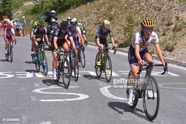 4th La Course 2017 by Le Tour de France / Stage 1 Lizzie Elizabeth ARMITSTEADDEIGNAN / Elisa LONGO BORGHINI / Shara GILLOW / Annemiek VAN VLEUTEN /...
