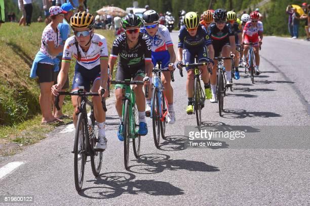 4th La Course 2017 by Le Tour de France / Stage 1 Lizzie Elizabeth ARMITSTEADDEIGNAN / Katarzyna NIEWIADOMA / Charlotte BRAVARD / Peloton / Briancon...