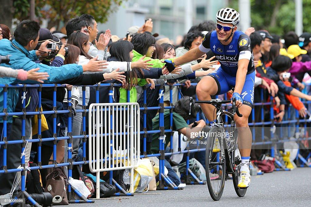 4th Tour de France Saitama Criterium 2016 Marcel KITTEL (GER)/ Saitama - Saitama (57km) / Saitama Criterium / ©Tim De WaeleKT/Tim De Waele/Corbis via Getty Images)