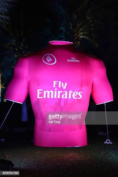 4th Tour Dubai 2017 / Teams Presentation Red Points Jersey / Westin Dubai / Mina Seyahi / Teams Presentation / Dubai Tour /