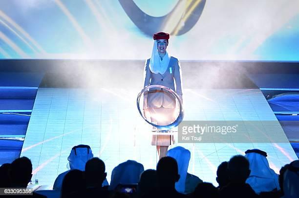 4th Tour Dubai 2017 / Teams Presentation Trophy / Westin Dubai / Mina Seyahi / Teams Presentation / Dubai Tour /