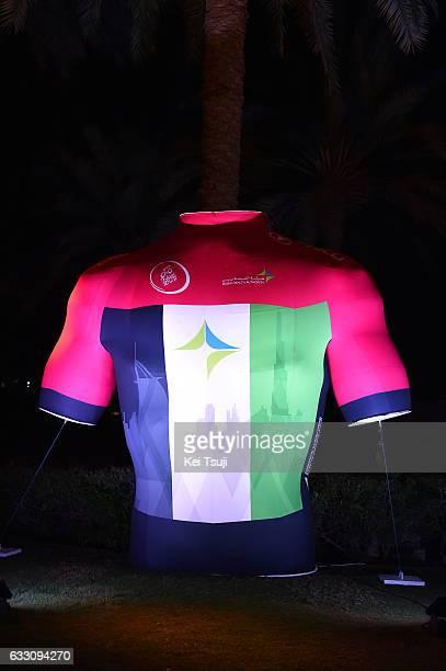 4th Tour Dubai 2017 / Teams Presentation UAE Intermediate Sprint Jersey / Westin Dubai / Mina Seyahi / Teams Presentation / Dubai Tour / Tim De...