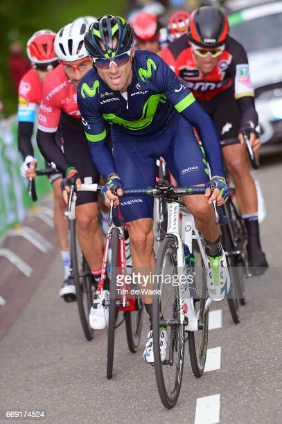 52nd Amstel Gold Race 2017 / Men Alejandro VALVERDE / Maastricht Valkenburg / Men / pool nv /