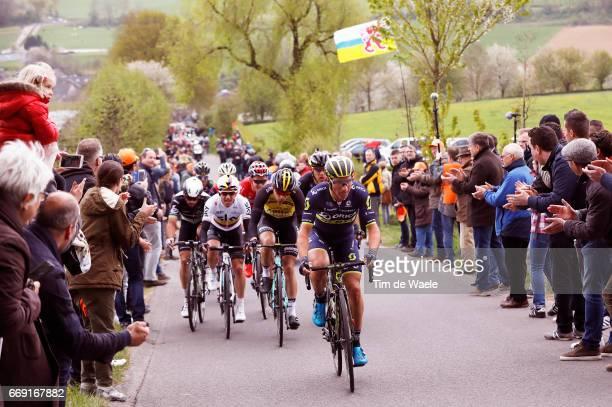 52nd Amstel Gold Race 2017 / Men Michael ALBASINI / Maastricht Valkenburg / Men / pool bc /