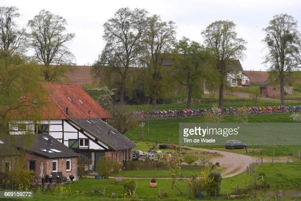 52nd Amstel Gold Race 2017 / Men Peloton / Landscape / Maastricht Valkenburg / Men /