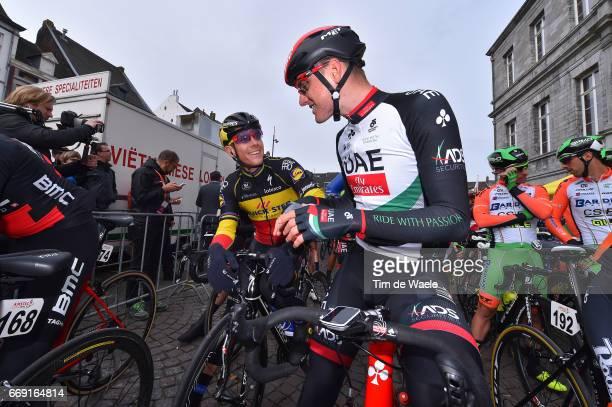 52nd Amstel Gold Race 2017 / Men Philippe GILBERT / Matej MOHORIC / Maastricht Valkenburg / Men /