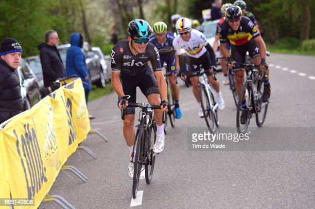 52nd Amstel Gold Race 2017 / Men Philippe GILBERT / Michal KWIATKOWSKI / Sergio Luis HENAO / Maastricht Valkenburg / Men / pool nv /