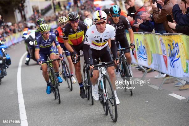 52nd Amstel Gold Race 2017 / Men Sergio Luis HENAO / Maastricht Valkenburg / Men / pool nv /