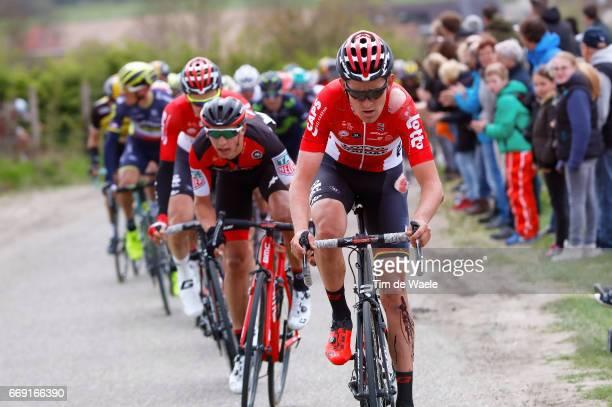52nd Amstel Gold Race 2017 / Men Tiesj BENOOT / Maastricht Valkenburg / Men / pool bc /