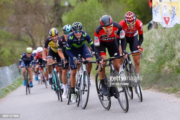 52nd Amstel Gold Race 2017 / Men Tim WELLENS / Greg VAN AVERMAET / Maastricht Valkenburg / Men / pool bc /