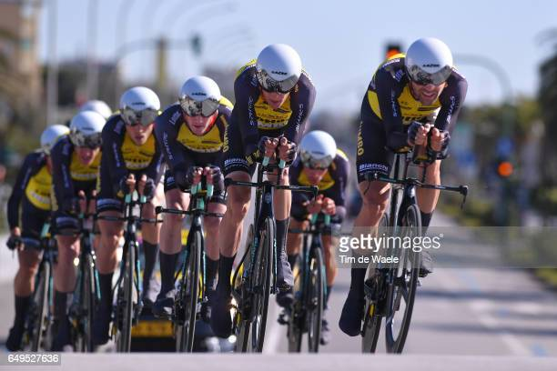 52nd TirrenoAdriatico 2017 / Stage 1 Team Lotto NL Jumbo / Robert GESINK / Lido di Camaiore Lido di Camaiore / TTT / Team Time Trial /