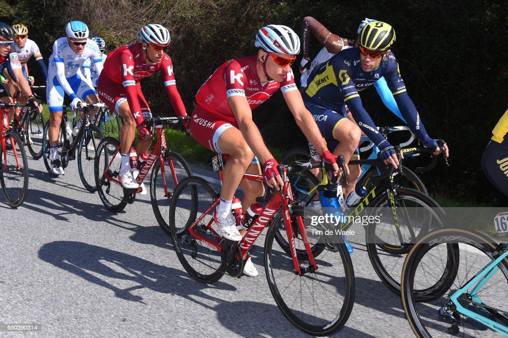 52nd Tirreno-Adriatico 2017 / Stage 2 Simon SPILAK (SLO)/ Luka MEZGEC (SLO)/ Camaiore - Pomarance 364m (228km) /