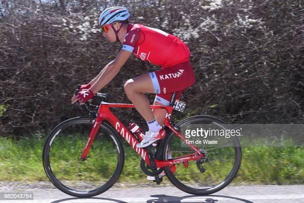 52nd TirrenoAdriatico 2017 / Stage 4 Simon SPILAK / Montalto di Castro Terminillo 1675m /