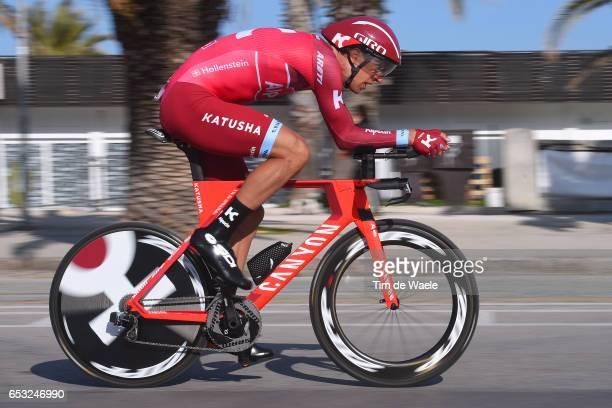 52nd TirrenoAdriatico 2017 / Stage 7 Reto HOLLENSTEIN / San Benedetto Del Tronto San Benedetto Del Tronto / Individual Time Trial / ITT /