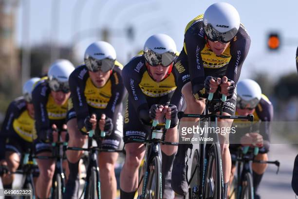 52th Tirreno Adriatico 2017 / Stage 1 Team Lotto NL Jumbo / Robert GESINK / Lido Di Camaiore Lido Di Camaiore / Team Time Trial TTT / Rit Etape Rit...