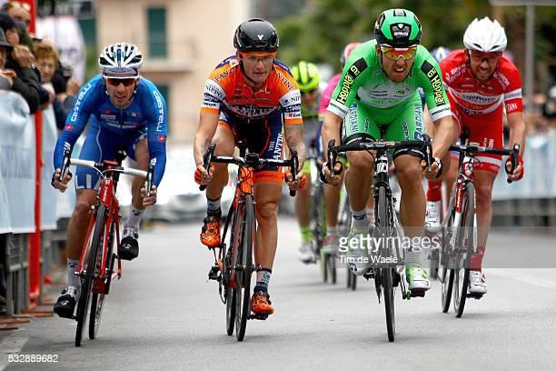 53rd Trofeo Laigueglia 2016 Arrival / Sprint / Grega BOLE / Francesco GAVAZZI / LaiguegliaLaigueglia / Tim De Waele
