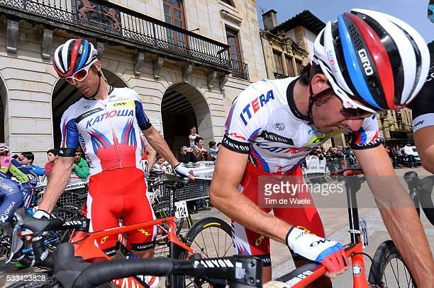 54th Vuelta Pais Vasco 2015/ Stage 4 Alexandr KOLOBNEV ZumarragaEibarArrate Tour Ronde Baskenland/ Etape Rit/ Tim De Waele