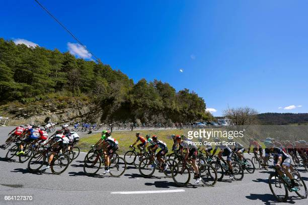 57th Vuelta Pais Vasco 2017 / Stage 1 Landscape / Peloton / Irunea EguesibarSarriguren / Tour of Basque Country / Euskal Herriko Itzulia /
