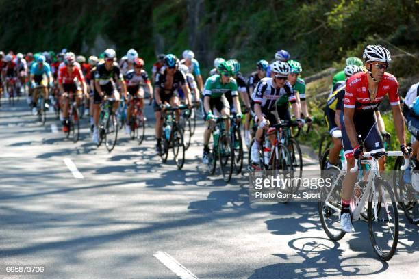57th Vuelta Pais Vasco 2017 / Stage 5 Alberto CONTADOR / Peloton / Bilbao EibarUsartzako 580m / Tour of Basque Country / Euskal Herriko Itzulia /