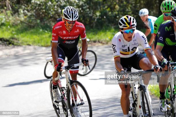 57th Vuelta Pais Vasco 2017 / Stage 5 Alberto CONTADOR / Sergio LUIS HENAO / Bilbao EibarUsartzako 580m / Tour of Basque Country / Euskal Herriko...