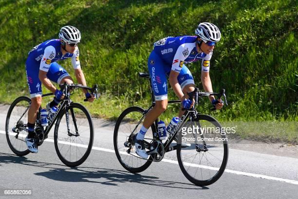 57th Vuelta Pais Vasco 2017 / Stage 5 Enric MAS / Gianluca BRAMBILLA / Bilbao EibarUsartzako 580m / Tour of Basque Country / Euskal Herriko Itzulia /
