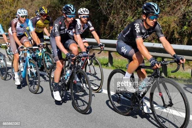 57th Vuelta Pais Vasco 2017 / Stage 5 Michal KWIATKOWSKI / David LOPEZ / Bilbao EibarUsartzako 580m / Tour of Basque Country / Euskal Herriko Itzulia...