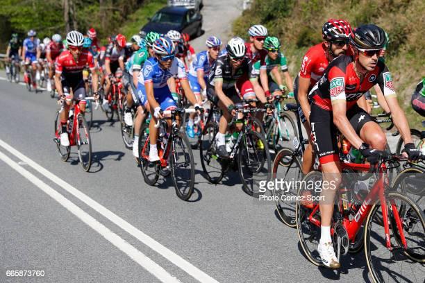 57th Vuelta Pais Vasco 2017 / Stage 5 Samuel SANCHEZ / Peloton / Bilbao EibarUsartzako 580m / Tour of Basque Country / Euskal Herriko Itzulia /