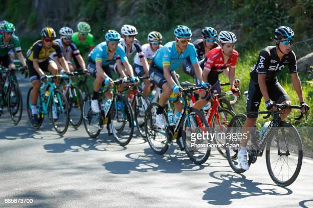 57th Vuelta Pais Vasco 2017 / Stage 5 Sebastian HENAO / Peloton / Bilbao EibarUsartzako 580m / Tour of Basque Country / Euskal Herriko Itzulia /
