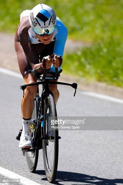 57th Vuelta Pais Vasco 2017 / Stage 6 Clement CHEVRIER / Eibar Eibar / Individual Time Trial / ITT / Tour of Basque Country / Euskal Herriko Itzulia /