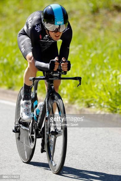 57th Vuelta Pais Vasco 2017 / Stage 6 Mikel NIEVE / Eibar Eibar / Individual Time Trial / ITT / Tour of Basque Country / Euskal Herriko Itzulia /